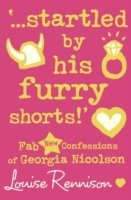 '...Startled by His Furry Shorts!' av Louise Rennison (Heftet)