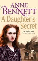 A Daughter's Secret av Anne Bennett (Heftet)