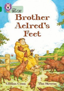 Brother Aelred's Feet av Gillian Cross (Heftet)