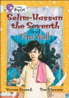 Omslag - Selim-Hassan the Seventh and the Wall