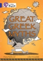 Omslag - Great Greek Myths