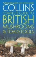 Collins Complete British Mushrooms and Toadstools av Paul Sterry og Barry Hughes (Heftet)