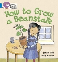 Collins Big Cat Phonics: How to Grow a Beanstalk: Band 04/Blue av Janice Vale (Heftet)