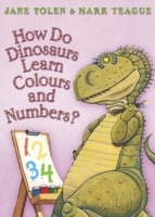 How Do Dinosaurs Learn Colours and Numbers? av Jane Yolen (Heftet)