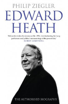 Edward Heath av Philip Ziegler (Heftet)