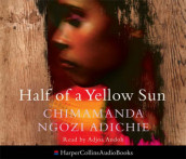 Half of a Yellow Sun av Chimamanda Ngozi Adichie (Lydbok-CD)