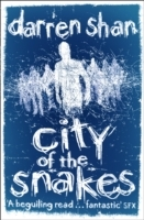 City of the snakes av Darren Shan (Heftet)