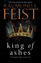 King of ashes av Raymond E. Feist (Heftet)