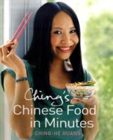 Ching's Chinese Food in Minutes av Ching-He Huang (Innbundet)
