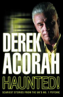 Haunted av Derek Acorah (Heftet)