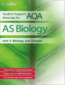 Student Support Materials for AQA: AS Biology Unit 1: Biology and Disease av Mike Boyle (Heftet)
