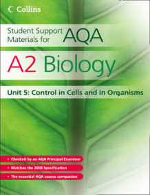 Student Support Materials for AQA: A2 Biology Unit 5: Control in Cells and in Organisms av Mike Boyle (Heftet)
