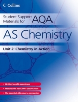 Student Support Materials for AQA: AS Chemistry Unit 2: Chemistry in Action av John Bentham, Graham Curtis, Andrew Maczek, Colin Chambers, David Nicholls og Geoff Hallas (Heftet)