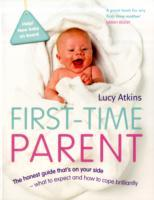 First-time Parent av Lucy Atkins (Heftet)