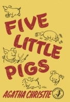 Five Little Pigs av Agatha Christie (Innbundet)
