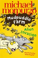 Mudpuddle Farm: Alien Invasion av Michael Morpurgo (Heftet)