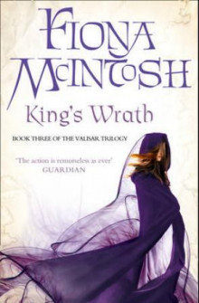 The king's wrath av Fiona McIntosh (Heftet)