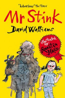 Mr. Stink av David Walliams (Heftet)