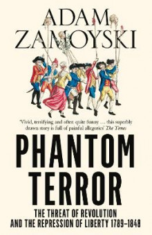 The Phantom Terror av Adam Zamoyski (Heftet)