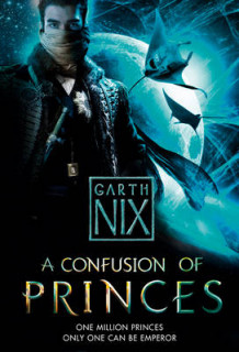 A Confusion of Princes av Garth Nix (Heftet)