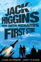 First Strike av Jack Higgins (Heftet)