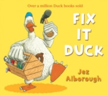 Fix-It Duck av Jez Alborough (Heftet)