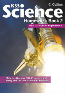 Collins KS3 Science: Homework Book 2 av Graham Farrall, Patricia Miller og Nicholas Paul (Heftet)