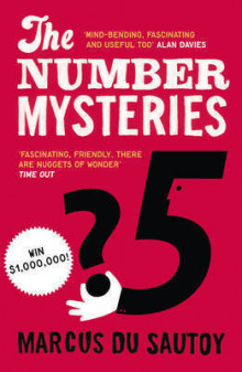 The Number Mysteries av Marcus du Sautoy (Heftet)