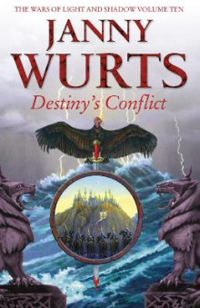 Destiny's Conflict: Book Two of Sword of the Canon av Janny Wurts (Heftet)