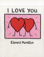 I Love You av Edward Monkton (Innbundet)