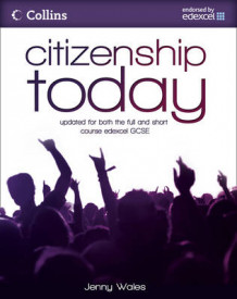 Citizenship Today: Student's Book: Endorsed by Edexcel av Jenny Wales (Heftet)