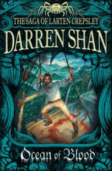 Ocean of blood av Darren Shan (Heftet)