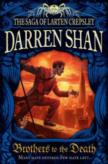 Brothers to the Death av Darren Shan (Heftet)