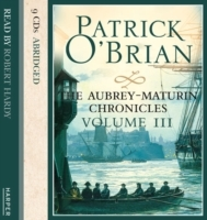 Volume Three, The Surgeon's Mate / The Ionian Mission / Treason's Harbour av Patrick O'Brian (Lydbok-CD)