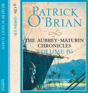 Volume Four, The Far Side of the World / The Reverse of the Medal, The Letter of Marque av Patrick O'Brian (Lydbok-CD)
