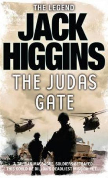 The judas gate av Jack Higgins (Heftet)
