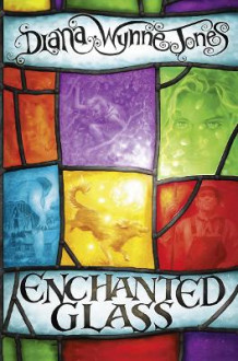Enchanted Glass av Diana Wynne Jones (Heftet)