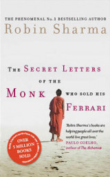 Omslag - The Secret Letters of the Monk Who Sold His Ferrari