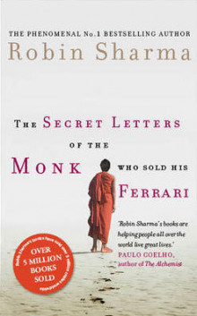The Secret Letters of the Monk Who Sold His Ferrari av Robin S. Sharma (Heftet)