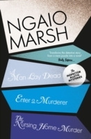 A Man Lay Dead / Enter a Murderer / the Nursing Home Murder (the Ngaio Marsh Collection, Book 1): WITH Enter a Murderer AND The Nursing Home Murder av Ngaio Marsh (Heftet)