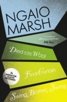 Died in the Wool / Final Curtain / Swing, Brother, Swing av Ngaio Marsh (Heftet)