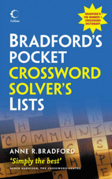 Collins Bradford's Pocket Crossword Solver's Lists av Anne R. Bradford (Heftet)