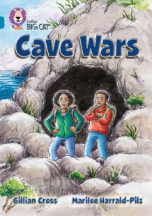 Collins Big Cat: Cave Wars: Band 13/Topaz av Gillian Cross (Heftet)
