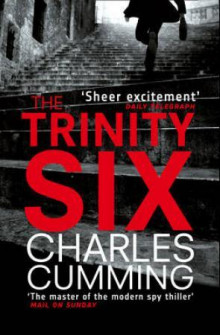 The trinity six av Charles Cumming (Heftet)