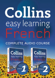 Complete French (Stages 1 and 2) Box Set av Rosi McNab (Lydbok-CD)