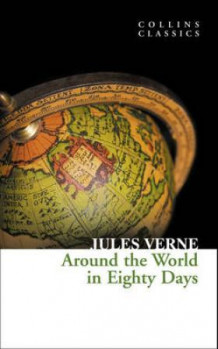Around the world in 80 days av Jules Verne (Heftet)