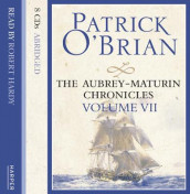 VOLUME SEVEN: The Hundred Days / Blue at the Mizzen/ The Final, Unfinished Voyage of Jack Aubrey av Patrick O'Brian (Lydbok-CD)