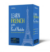 Learn French with Paul Noble for Beginners - Complete Course av Paul Noble (Lydbok-CD)