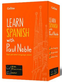 Learn Spanish with Paul Noble - Complete Course av Paul Noble (Lydbok-CD)