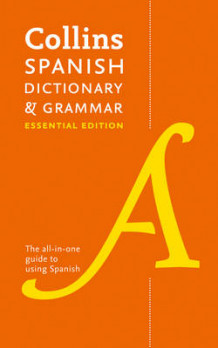 Collins Spanish Dictionary & Grammar Essential edition av Collins Dictionaries (Heftet)